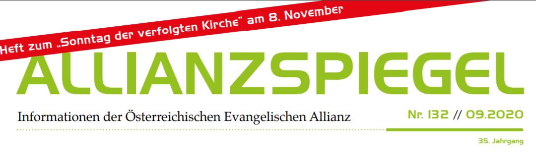 Interview im Allianzspiegel