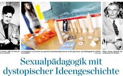 Sexualpädagogik mit dystopischer Ideengeschichte